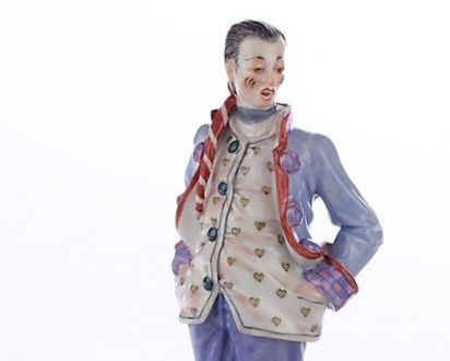 Meissen ,COMMEDIA DELL ARTE