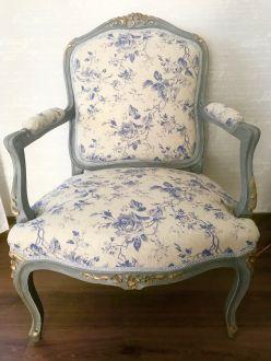 Кресло , французский стиль,
