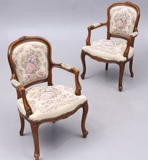 Кресла, 1 пара ,гобелен