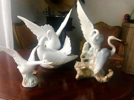 Подборка птиц от Lladro