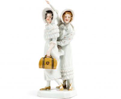 Две дамы с чемоданом, Rosenthal