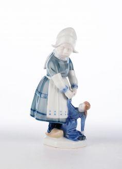 Розенталь девочка с куклой