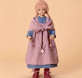 Kоллекционная кукла Карла  от Annette Himsteadt