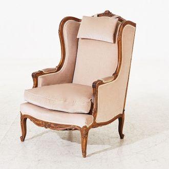 Voltera kamīna krēsls