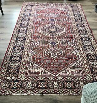 Старинный персидский ковёр AFSHAR